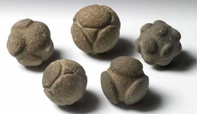 Carved Stones from Scotland